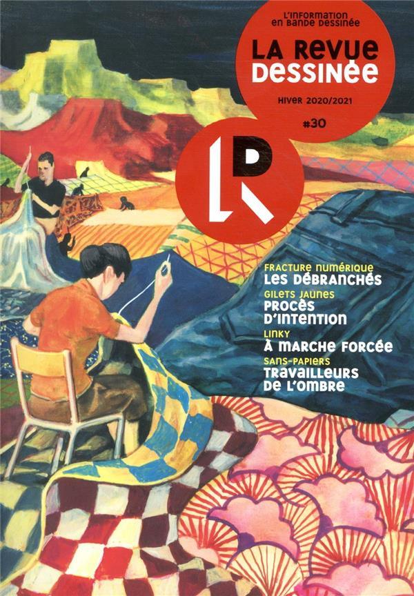REVUE DESSINEE - T30 - LA REVUE DESSINEE N 30
