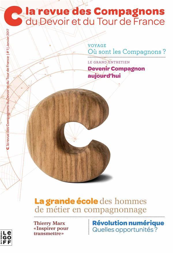C#1/LA REVUE DES COMPAGNONS DU DEVOIR ET DU TOUR DE FRANCE