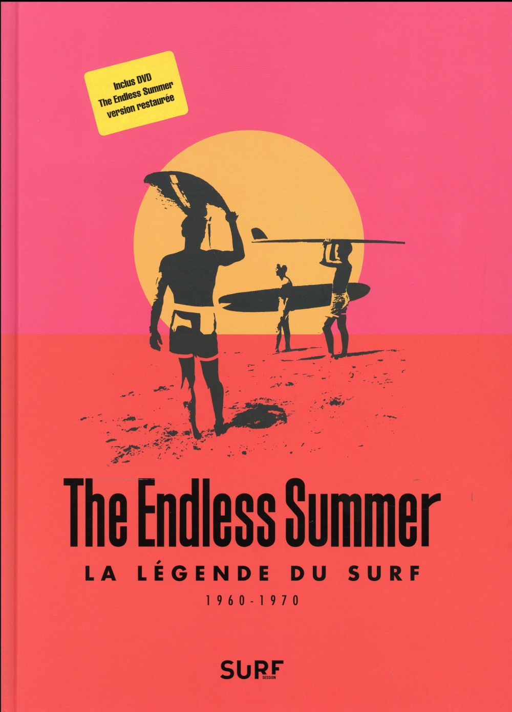ENDLESS SUMMER - LA LEGENDE DU SURF - 1960-1970 + DVD