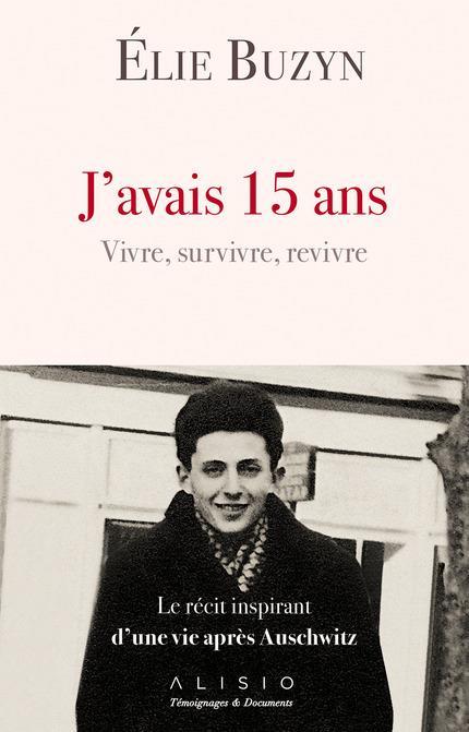 J'AVAIS 15 ANS