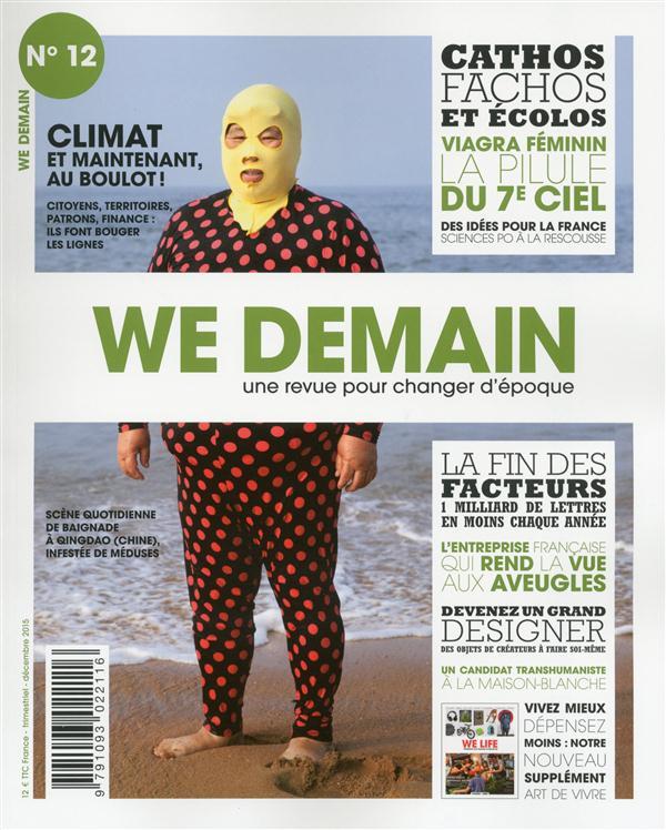 WE DEMAIN - NUMERO 12 - VOLUME 12