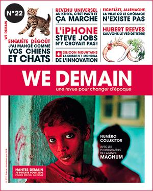 WE DEMAIN - NUMERO 22 - VOLUME 22