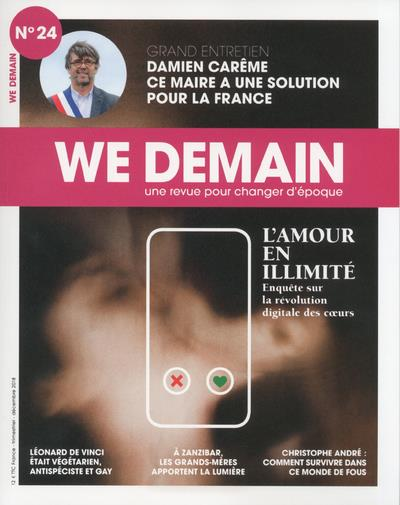 WE DEMAIN - NUMERO 24 - VOLUME 24
