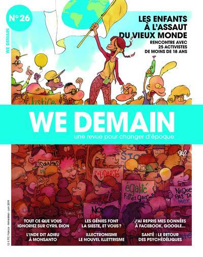 WE DEMAIN - NUMERO 26 - VOLUME 26