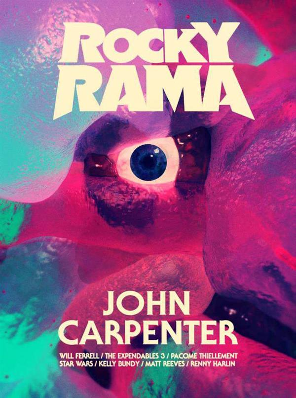 ROCKYRAMA SAISON 2 T01  JOHN CARPENTER