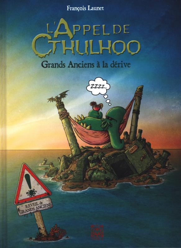 L'APPEL DE CTHULHOO : GRANDS ANCIENS A LA DERIVE