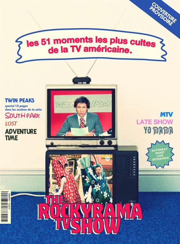 ROCKYRAMA : LES 51 MOMENTS LES PLUS CULTES DE LA TV AMERICAINE
