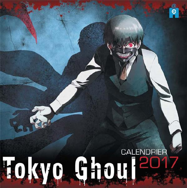 CALENDRIER TOKYO GHOUL