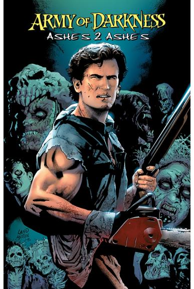 ARMY OF DARKNESS T01 ASHES 2 ASHES