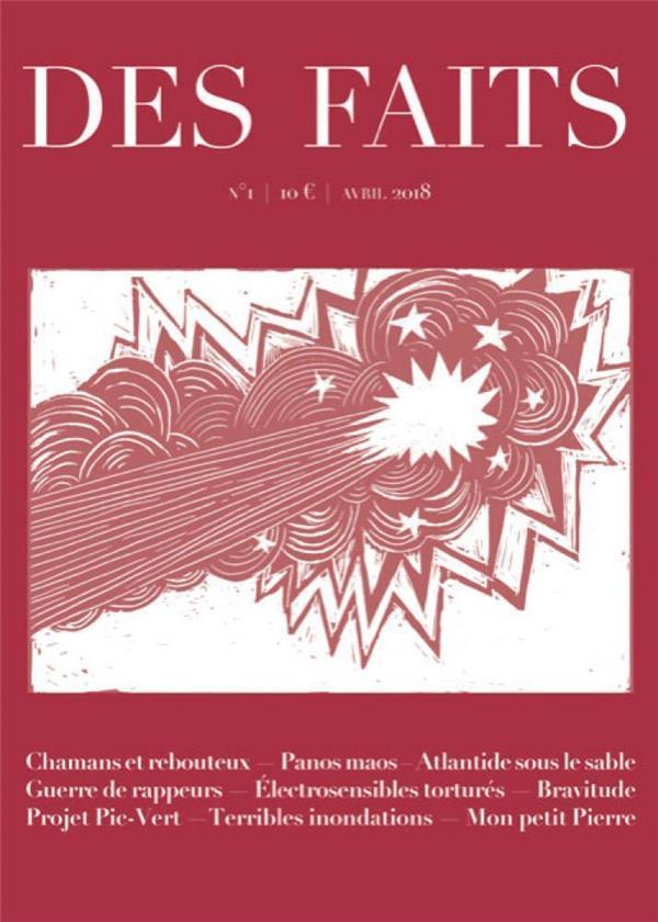 DES FAITS N 01