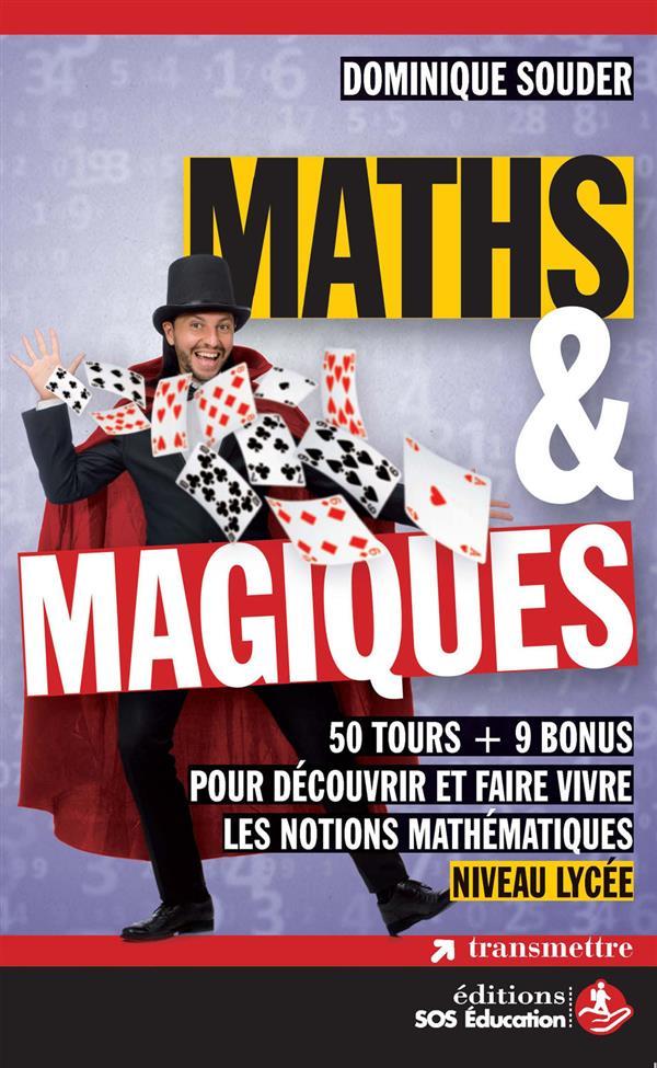 MATHS ET MAGIQUES