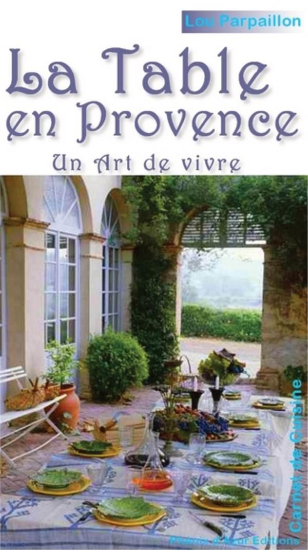 TABLE PROVENCALE