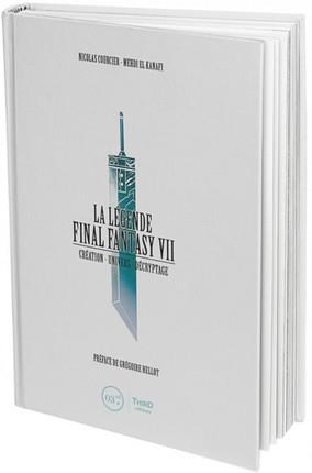 LA LEGENDE FINAL FANTASY VII  CREATION  UNIVERS  DECRYPTAGE