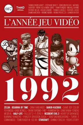 L ANNEE JEU VIDEO 1992