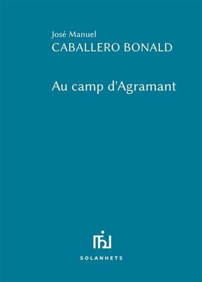 AU CAMP D'AGRAMANT