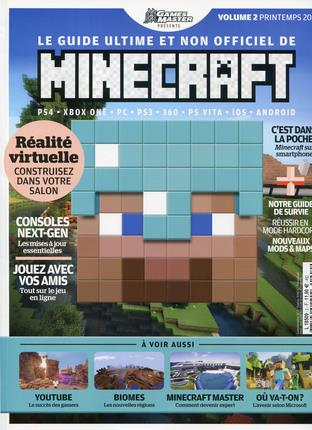 LE GUIDE ULTIME ET NON OFFICIEL DE MINECRAFT  VOLUME 2