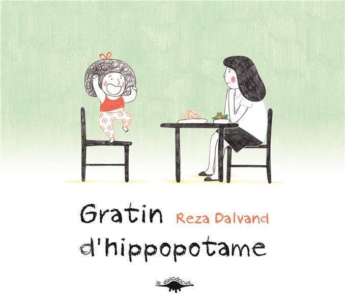 GRATIN D'HIPPOPOTAME