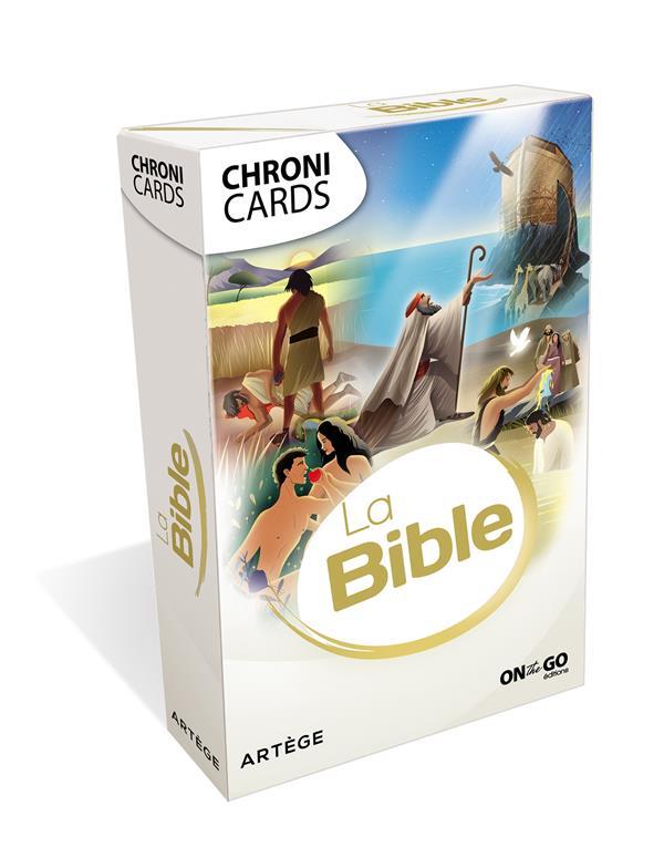 CHRONI - LA BIBLE