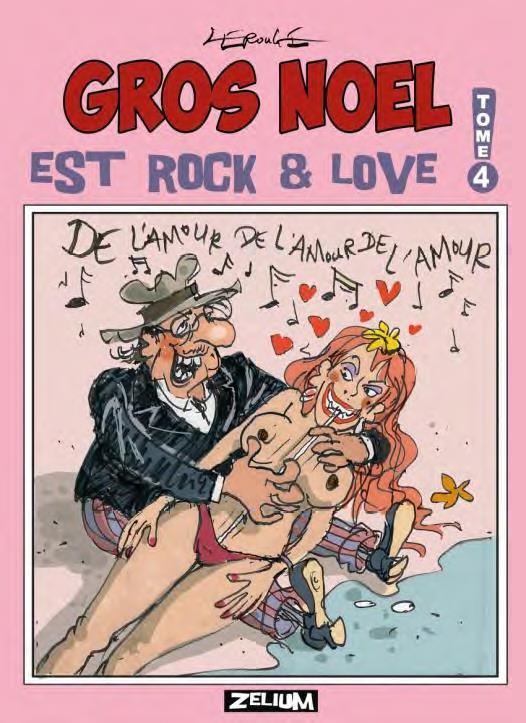 GROS NOEL EST ROCK & LOVE
