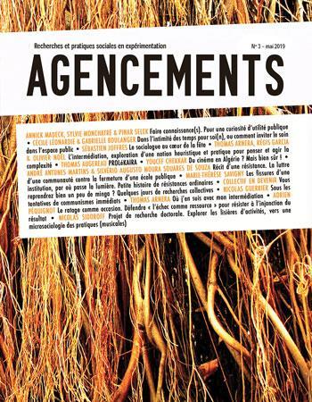 AGENCEMENTS N 3. RECHERCHES ET PRATIQUES SOCIALES EN EXPERIMENTATION