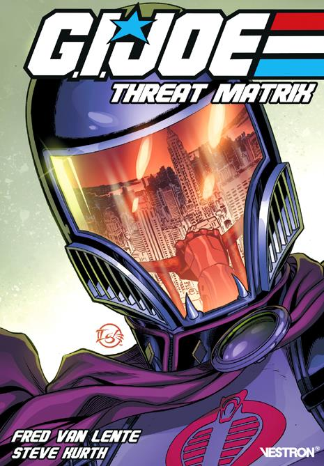 T02 - G.I. JOE  THREAT MATRIX - VOLUME 2