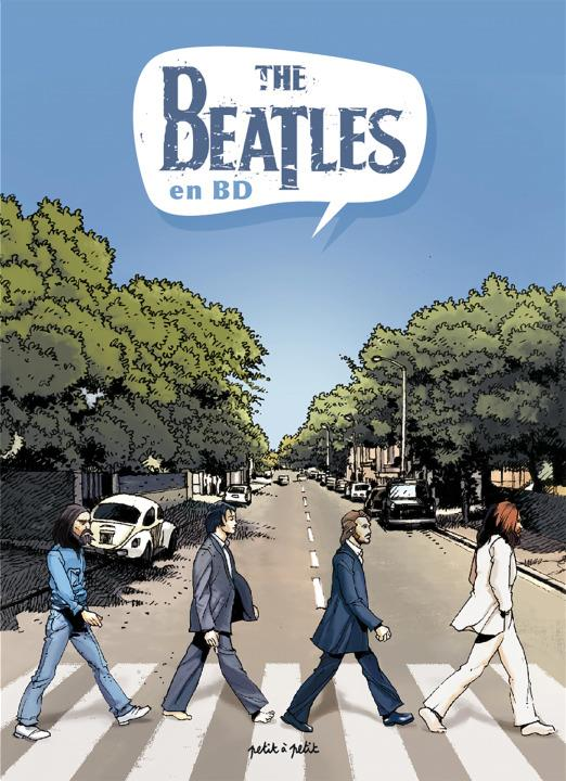 THE BEATLES EN BD - LES BEATLES EN BD