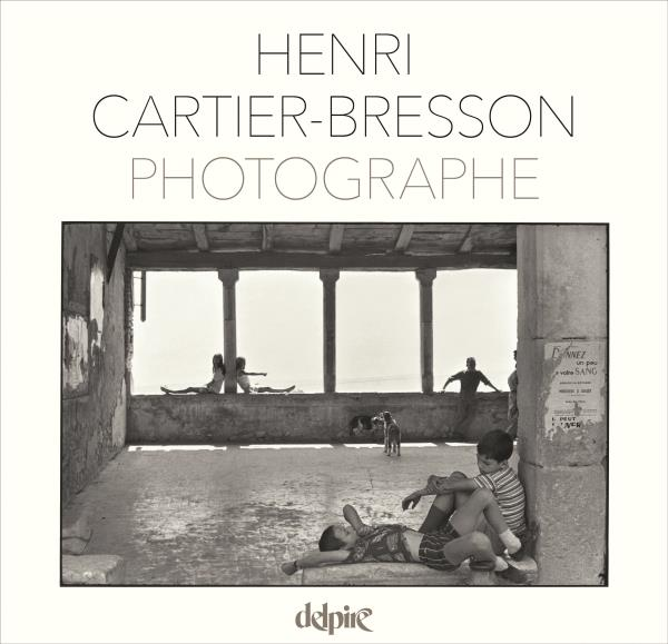 HENRI CARTIER-BRESSON PHOTOGRAPHE