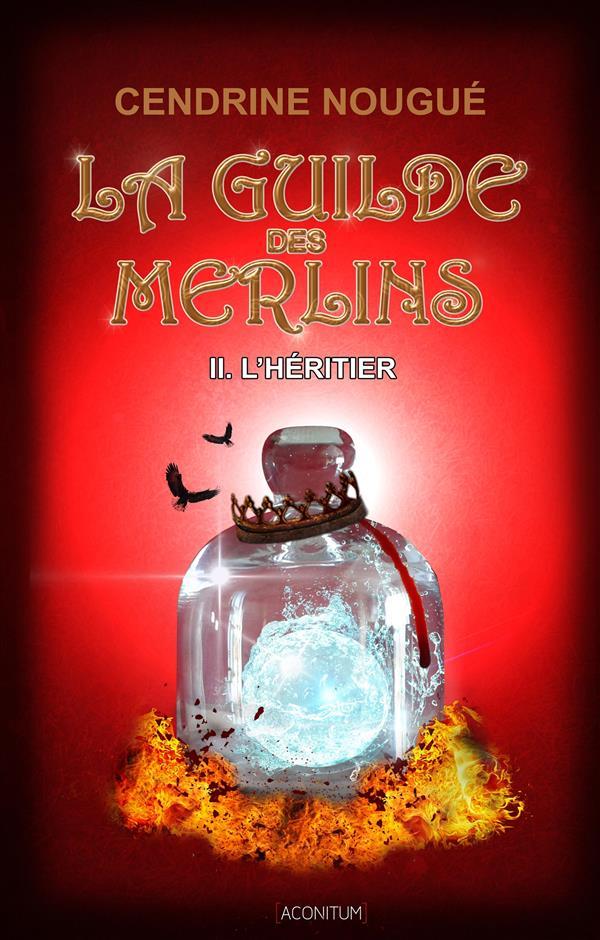 GUILDE DES MERLINS T2 (LA) - L'HERITIER