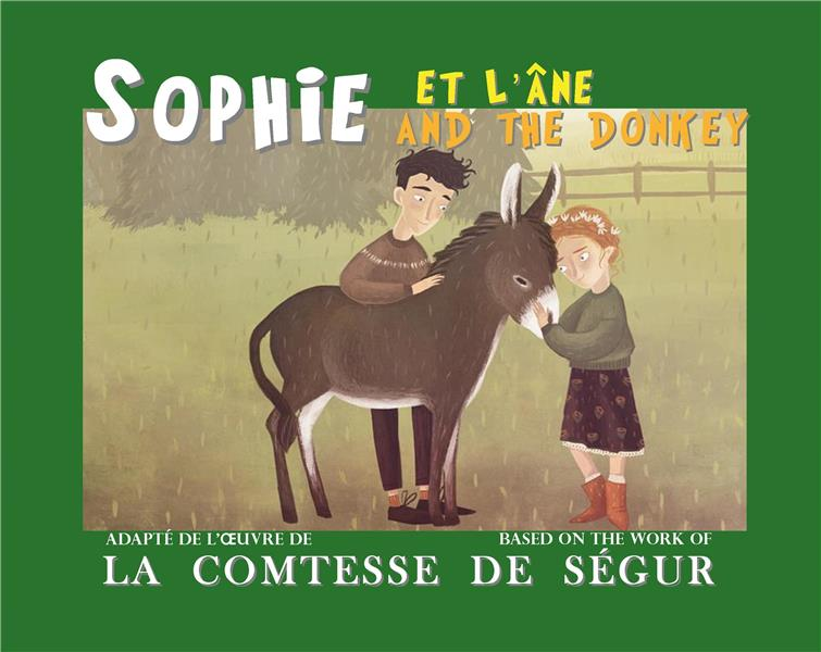 SOPHIE ET L ANE / AND THE DONKEY