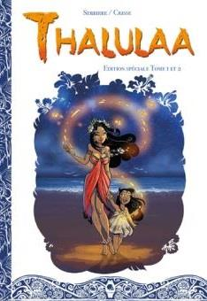 THALULAA TOME 1 & TOME 2 - EDITION AUGMENTEE