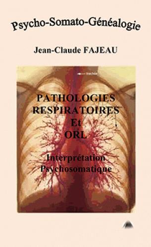 PATHOLOGIES RESPIRATOIRES ET ORL