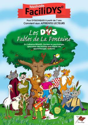 LES DYS (10) FABLES DE LA FONTAINE