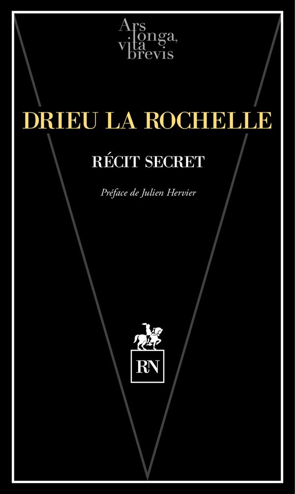 RECIT SECRET