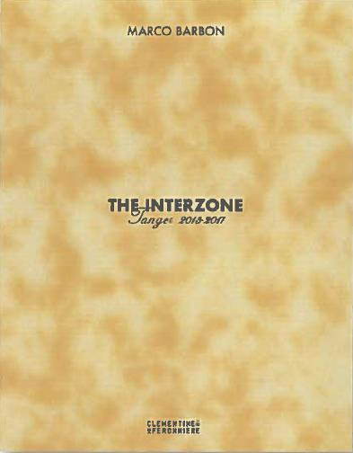 THE INTERZONE - TANGER 2013-2017
