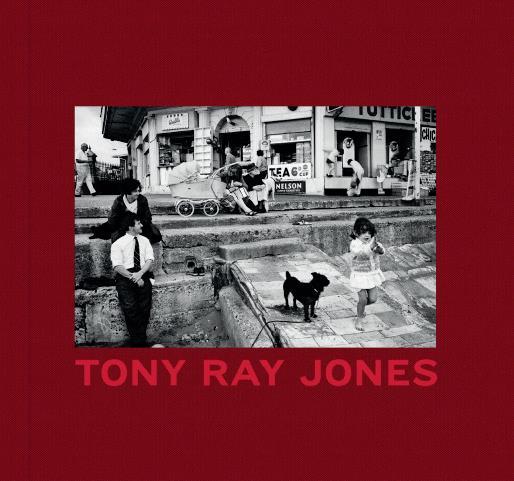 TONY RAY JONES - RETROSPECTIVE