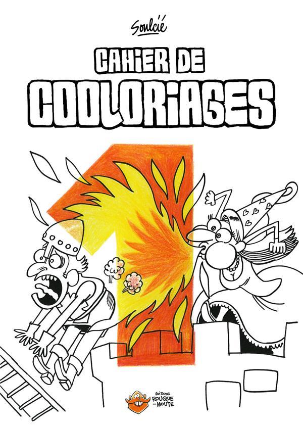 CAHIER DE COOLORIAGES T1