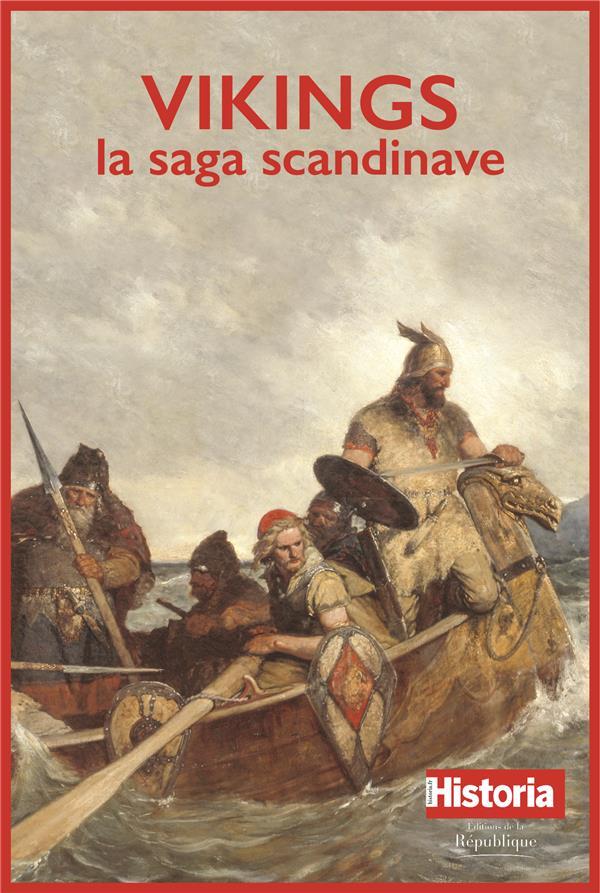 VIKINGS LA SAGA SCANDINAVE