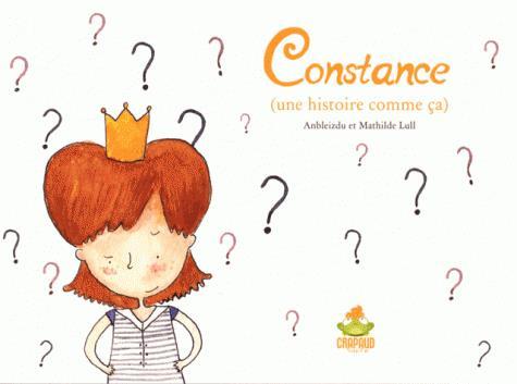 CONSTANCE (UNE HISTOIRE COMME CA)