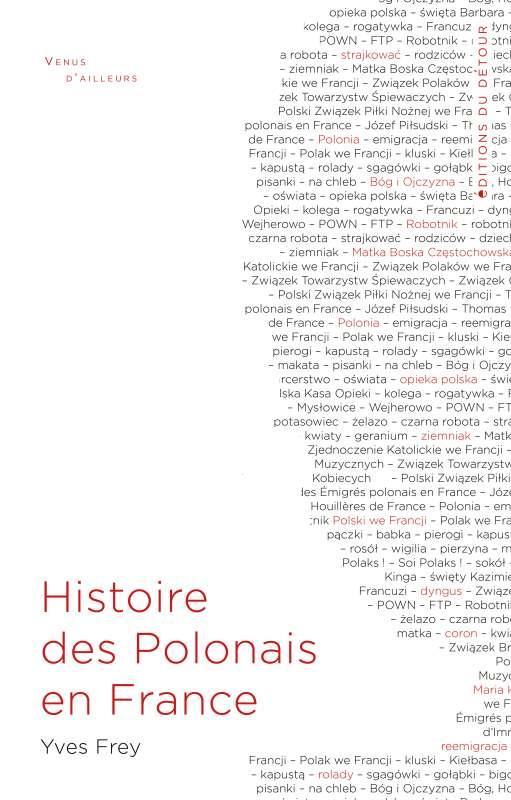 HISTOIRE DES POLONAIS EN FRANCE