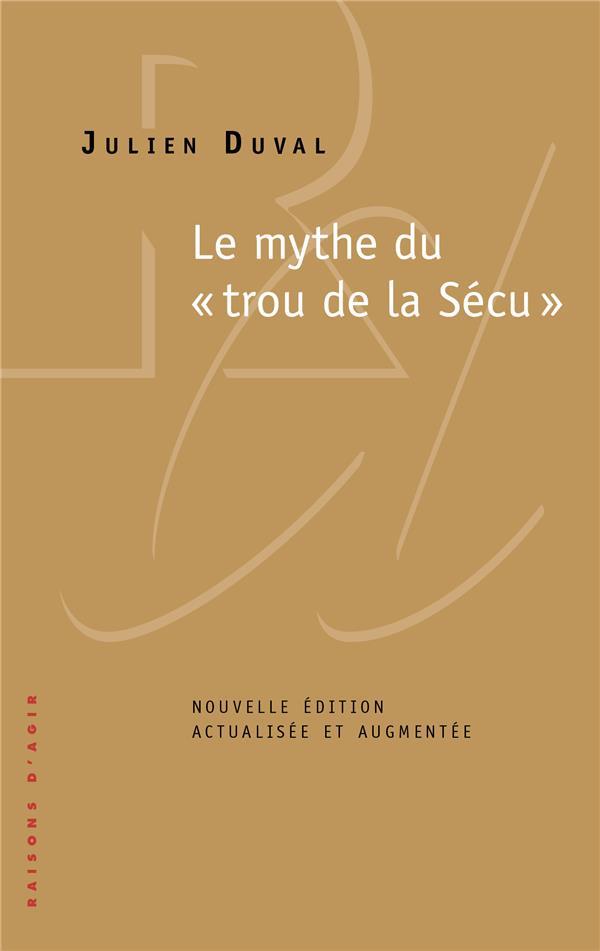 LE MYTHE DU TROU DE LA SECU