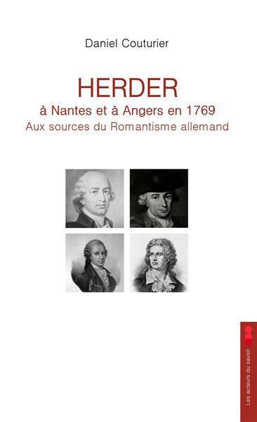 HERDER A NANTES ET A ANGER EN 1769