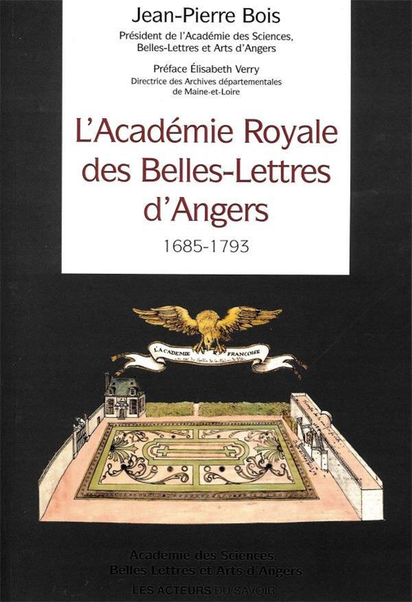 ACADE?MIE ROYALE D'ANGERS (L')