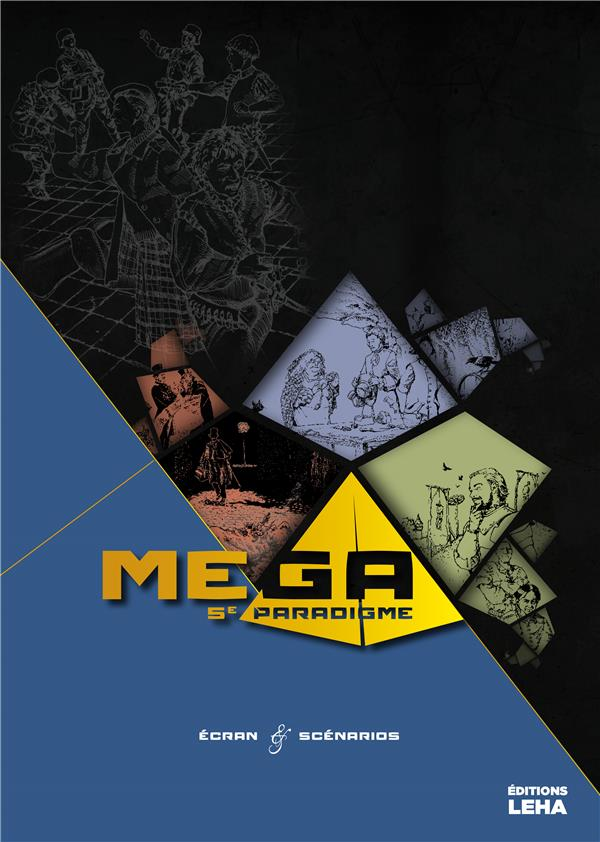 MEGA, LE 5E PARADIGME, SUPPLEMENT ECRAN