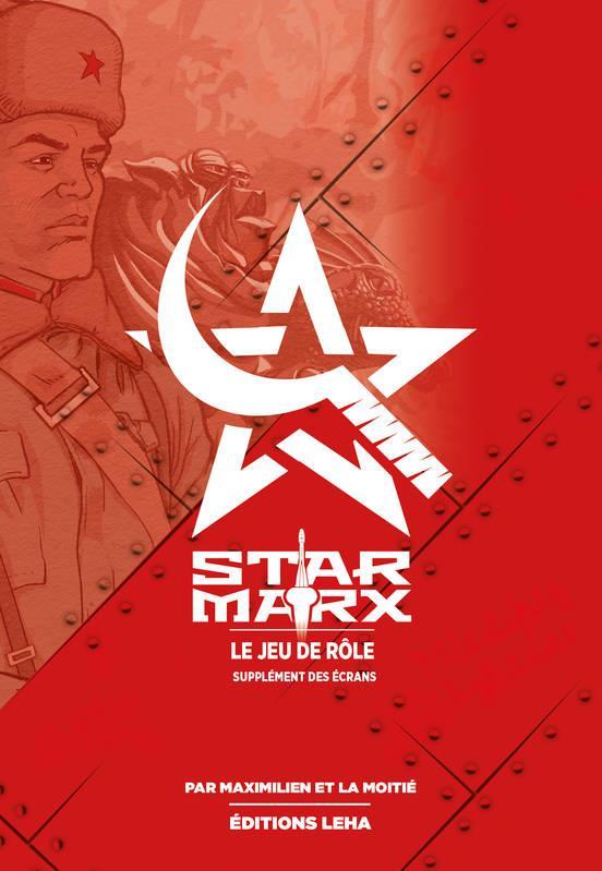 STAR MARX JEU DE ROLE SUPPLEMENT ECRAN
