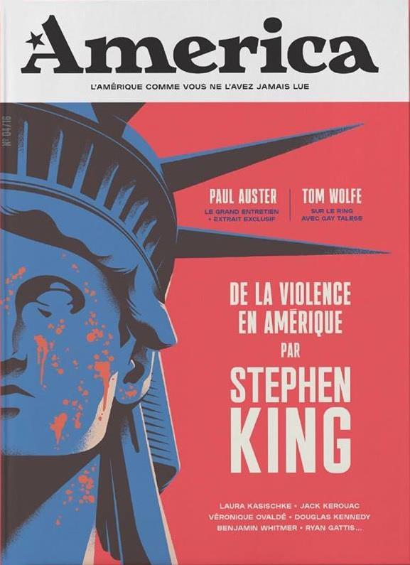 AMERICA N 4 - DE LA VIOLENCE EN AMERIQUE PAR STEPHEN KING