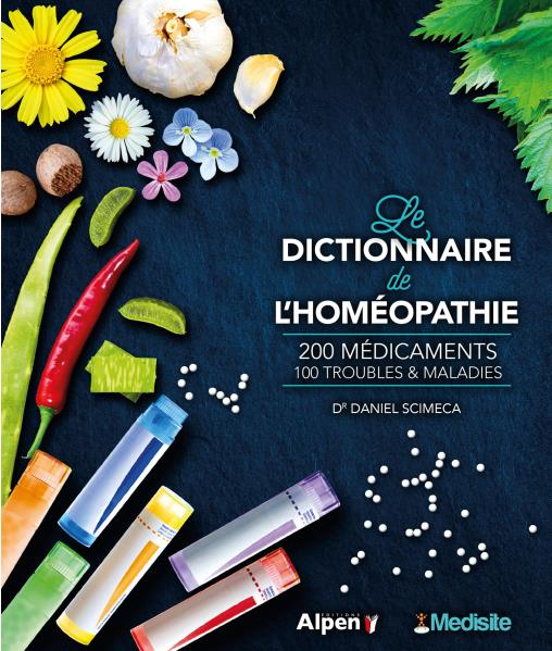 LE DICTIONNAIRE MEDISITE DE L'HOMEOPATHIE