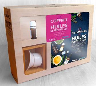 LE COFFRET DES HUILES ESSENTIELLES