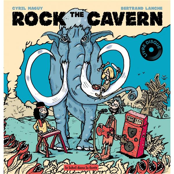 ROCK THE CAVERN - AUDIO