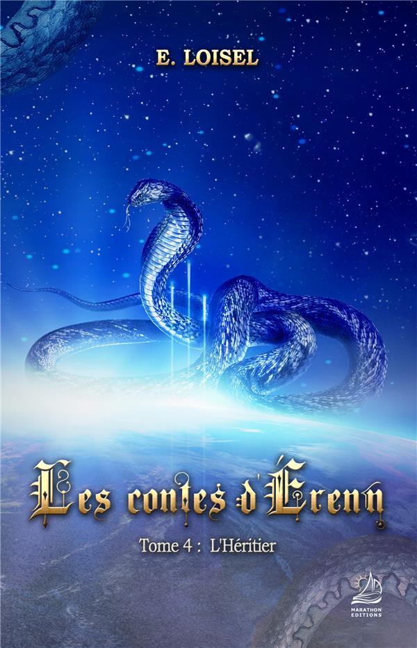 LES CONTES D'ERENN - T04 - L HERITIER