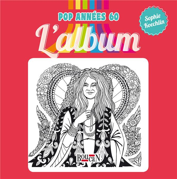 POP ANNEES 60, L'ALBUM